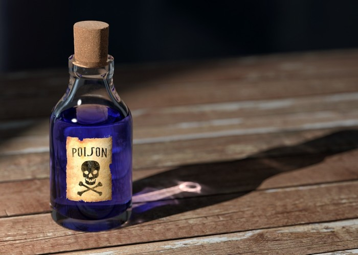 Sipping Poison? Make Love Instead!
